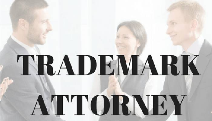 Image That Shows Trademark Attorneys Shaking Their Hands.